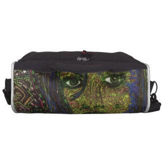 Mariée De Le Saule Laptop Commuter Bag