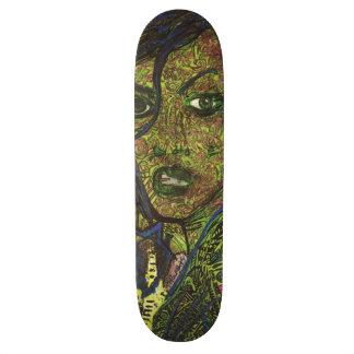 Mariée De Le Saule Skateboard