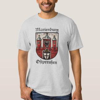 Marienburg Ostpreussen Tee Shirt