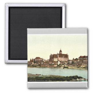 Marienburg, southwest side, Prussia, Germany (i.e. Magnet
