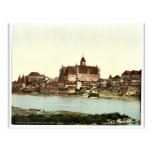 Marienburg, southwest side, Prussia, Germany (i.e. Postcards