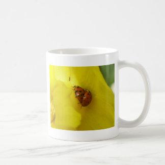 Marienkäfer Classic White Coffee Mug