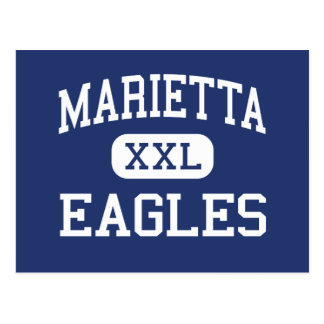 Marietta Eagles Middle Marietta Georgia Postcard
