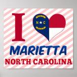 Marietta, North Carolina Posters