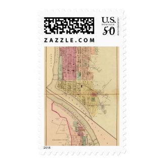 Marietta, Ohio Postage