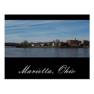 Marietta Ohio Postcard