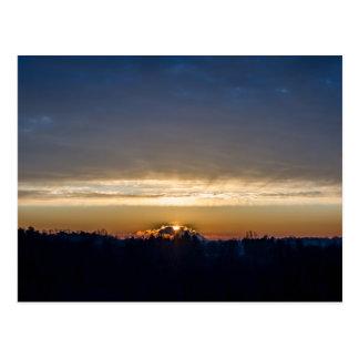 Marietta Sunrise Postcard