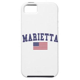 Marietta US Flag iPhone SE/5/5s Case