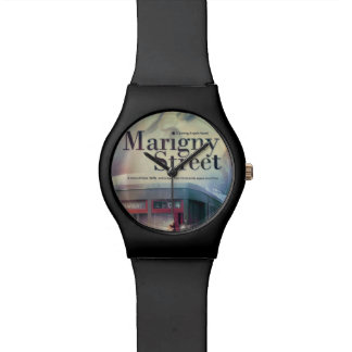 "Marigny Street ""Time Keeper"" Watch"