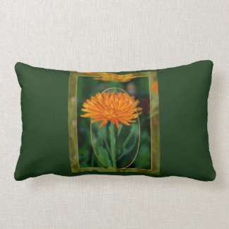 Marigold 2 lumbar pillow