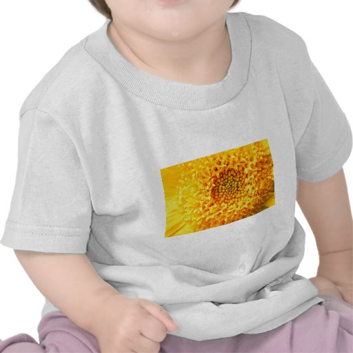 Marigold close-up  flowers shirts