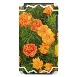 Marigold Flowers iTouch Case iPod Touch Case