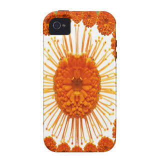 MARIGOLD Flowers - Marry Gold Case-Mate iPhone 4 Case