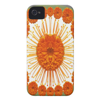 MARIGOLD Flowers - Marry Gold iPhone 4 Case