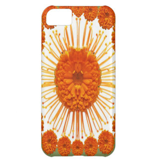 MARIGOLD Flowers - Marry Gold iPhone 5C Cover