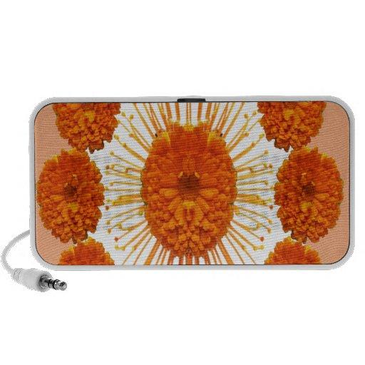 MARIGOLD Flowers - Marry Gold Speaker System