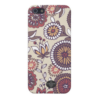 Marigold in Earth Tones iPhone Case