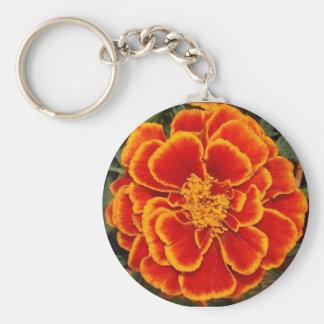marigold keychain