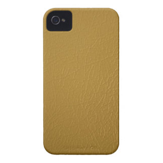 Marigold Leather Look iPhone 4/4s iPhone 4 Case
