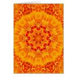 Marigold Mandala Cards