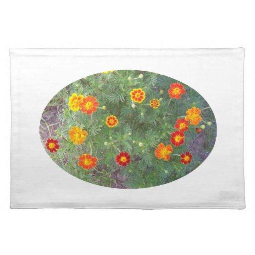 Marigold Melody Cloth Placemat