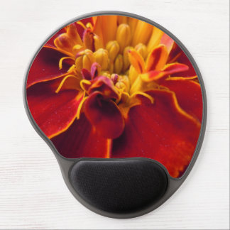 Marigold Up Close Gel Mouse Pads