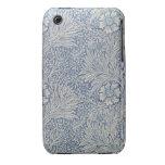 'Marigold' wallpaper design, 1875 iPhone 3 Case-Mate Cases