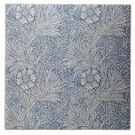 'Marigold' wallpaper design, 1875 Large Square Tile