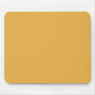 Marigold Yellow in an English Country Garden Mouse Pad
