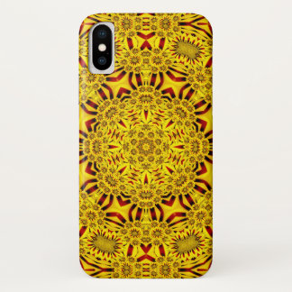 Marigolds Barely There  iPhone X Case