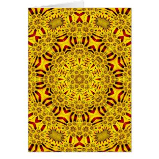 Marigolds Colorful Greeting Cards & Envelopes