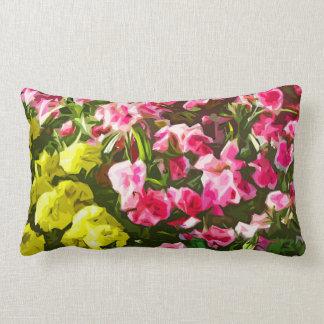 Marigolds & Dianthus Pillows