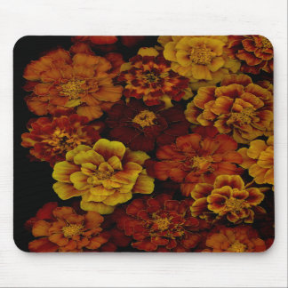 Marigolds Galore Mousepad