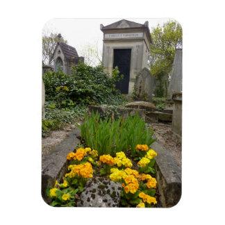 Marigolds & Graves Rectangular Photo Magnet
