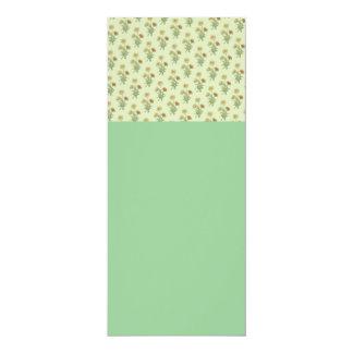 Marigolds Pattern Card
