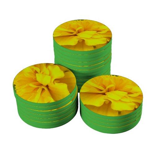 Marigolds Poker Chips