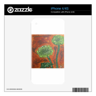 Marigolds Skins For The iPhone 4
