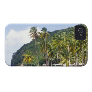 Marigot Bay, St. Lucia, Caribbean iPhone 4 Case-Mate Cases