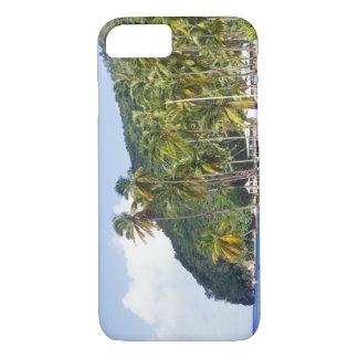 Marigot Bay, St. Lucia, Caribbean iPhone 8/7 Case