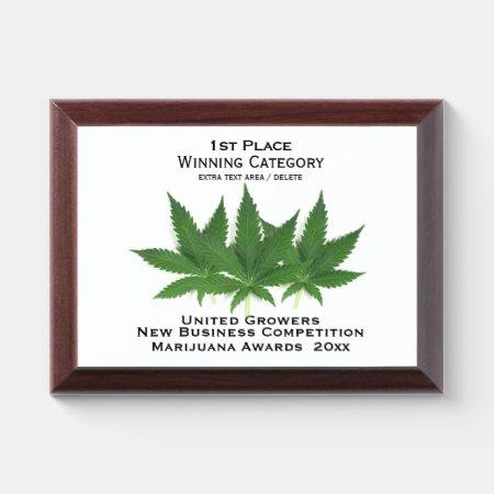 Marijuana Business Award