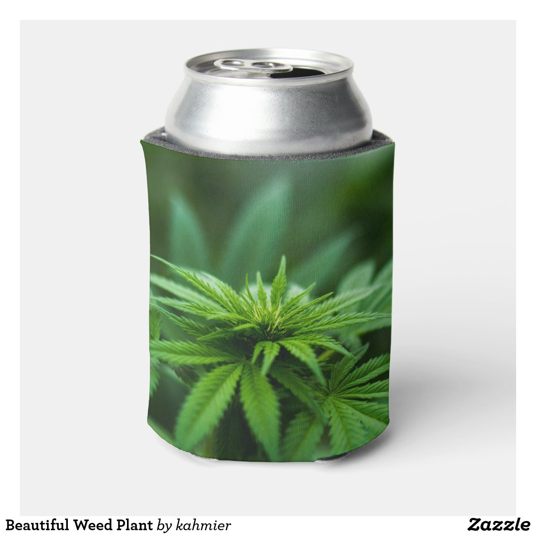 Marijuana Can Cooler