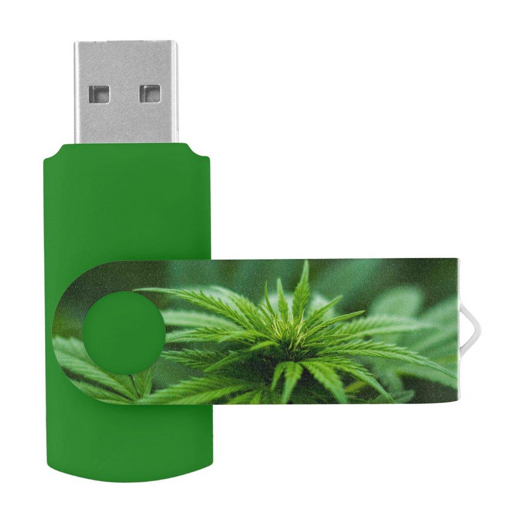 Marijuana Flash Drive