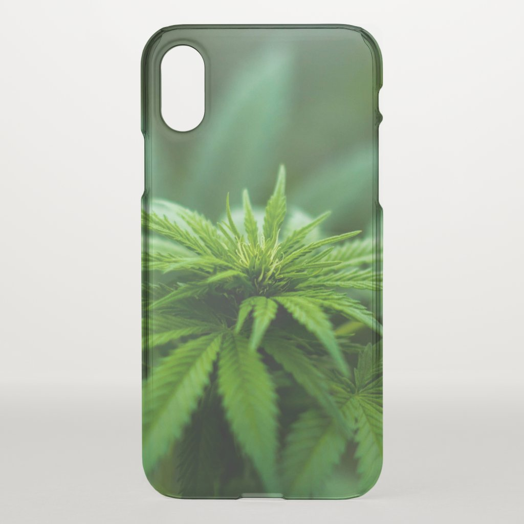 Marijuana iPhone X Case