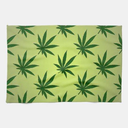 Marijuana Leaf Mellow