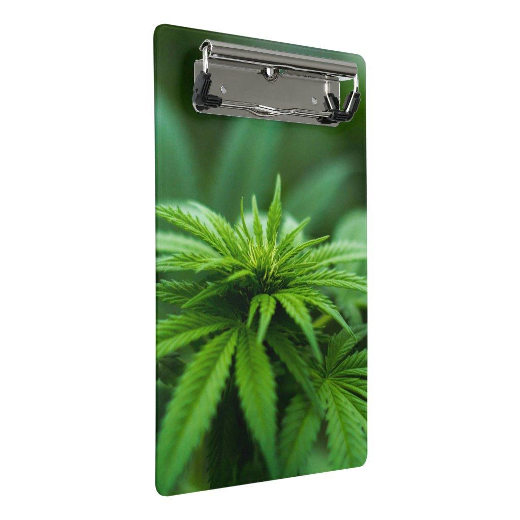 Marijuana Mini Clipboard