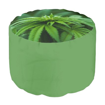 Marijuana Pouf