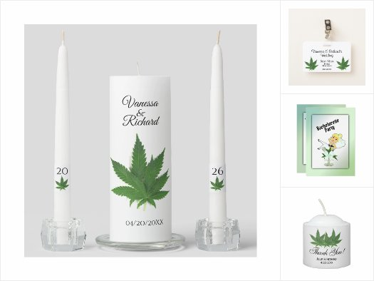 Marijuana Wedding
