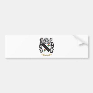 Marik Coat of Arms (Family Crest) Car Bumper Sticker