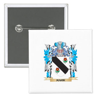 Marik Coat of Arms - Family Crest Pin