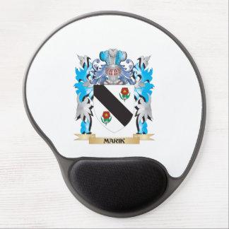 Marik Coat of Arms - Family Crest Gel Mouse Pad